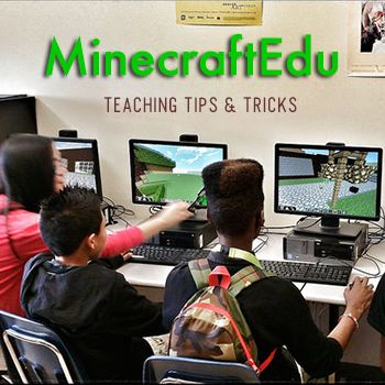 """What motivates students? I'm continually asking myself this question. I can now say I've found my answer: Minecraft. """"Why play Minecraftin school?"""" is a question others often ask me. For me, the answer is simple. KIDS LOVE IT! And if kids already have a passion, I try..."""