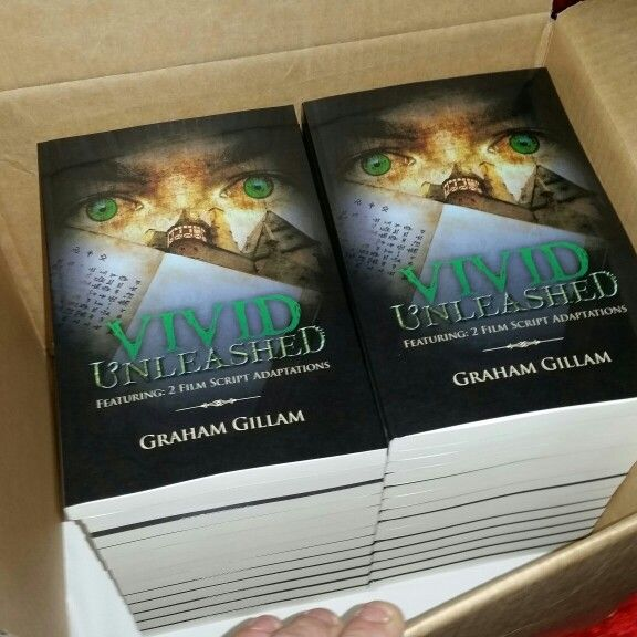Step right up...Get you copy of this cool new novel. Get on board...