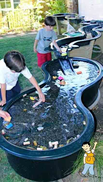 Repensamos el patio escolar con 5 ideas sencillas y económicas
