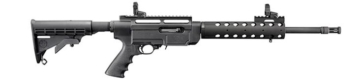 Affordable 22 rimfire shooter. Looks fun for target practice. Ruger® SR-22® Autoloading Rifle Models