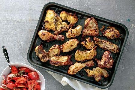 Παϊδάκια κοτόπουλου με μέλι και μείγμα μπαχαρικών - Συνταγές | γαστρονόμος