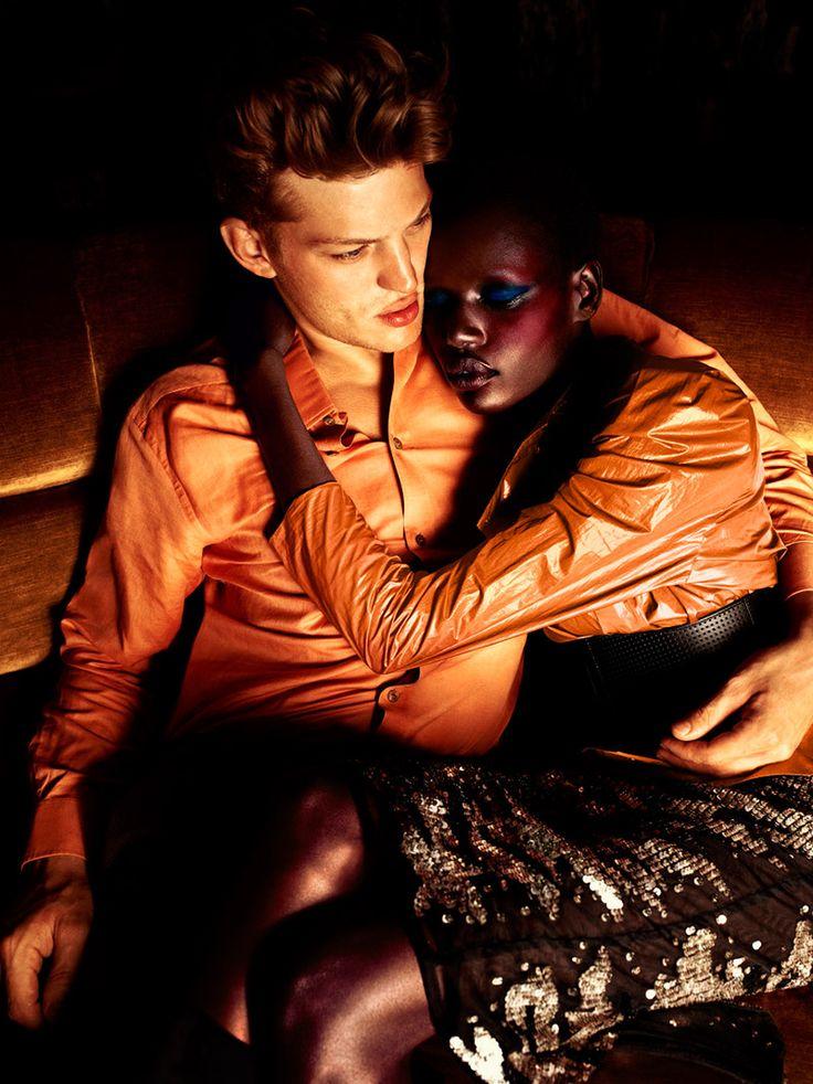 """Night Crawlers"" Sebastian Sauve photographed by John-Paul Pietrus for Seventh Man magazine."