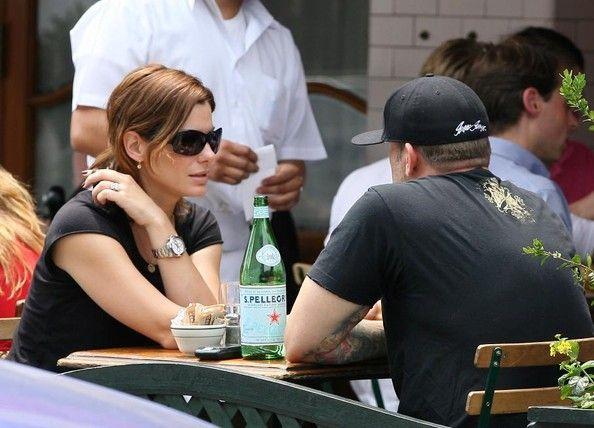 sandra bullock and jesse james   Sandra Bullock and Jesse James - ***FILE PHOTOS*** Sandra Bullock ...