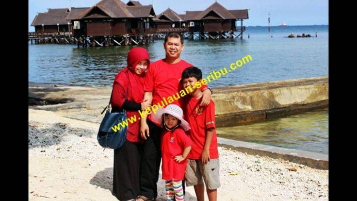 Paket Wisata Pulau Seribu - Pulau Resort - Pulau Penduduk