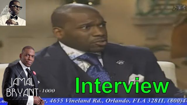 Bishop Pastor Jamal Bryant New Sermons 2016 - Jamal Bryant Interview on TBN 11 15 10