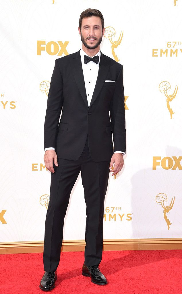 Pablo Schreiber from 2015 Emmys: Red Carpet Arrivals