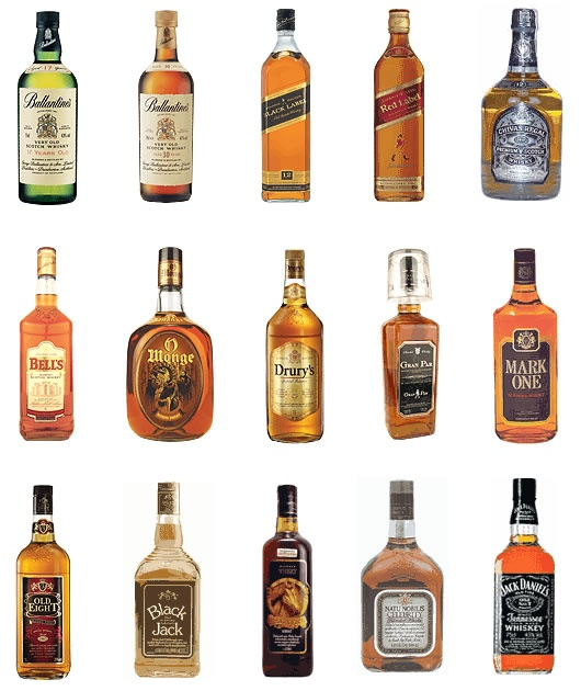 27 mars, journée nationale du wiskey - in 2014 May is Whisky Month in Scotland @C.H. Luke @Ryan James @Zane Luekenga ....But not all of this is Scotch...