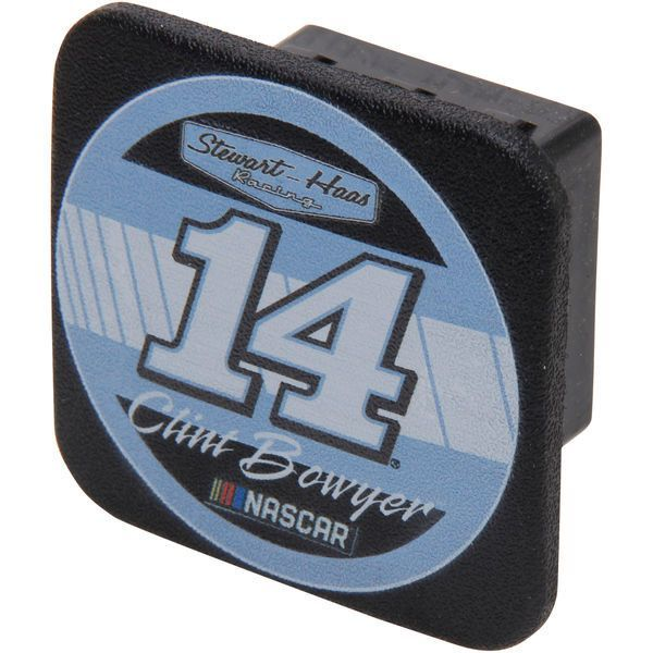 Clint Bowyer Racer Rubber Trailer Hitch Cover