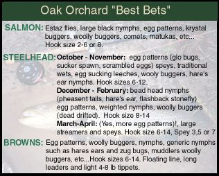 17 best images about fly fishing destinations on pinterest for Oak orchard fishing report