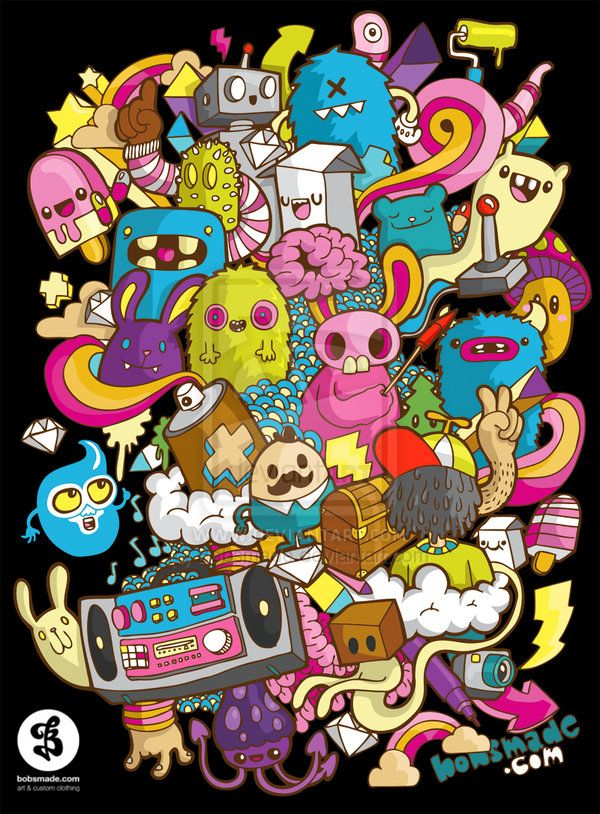 Bobsmade Characters Collection by =Bobsmade on deviantART