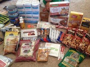 Gluten Free 72 Hour Emergency Kits