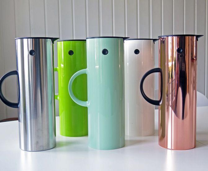 Stelton Vacuum jug – A timeless classic