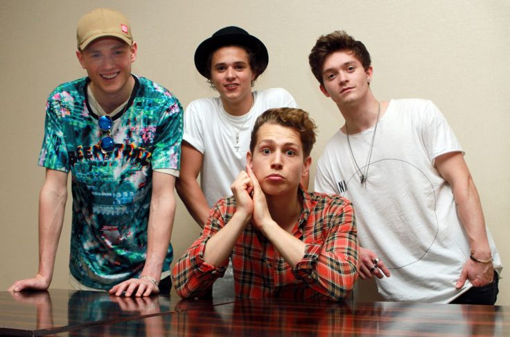 THE VAMPS HEADING BACK TO SWEDEN TO RECORD THEIR THIRD ALBUM! - BoyBands.co.uk |