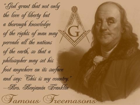 Brother Ben Franklin.