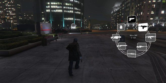 New Mod Turns GTA V Into Watch_Dogs - http://techraptor.net/content/new-mod-turns-gta-v-into-watch_dogs | Gaming, News
