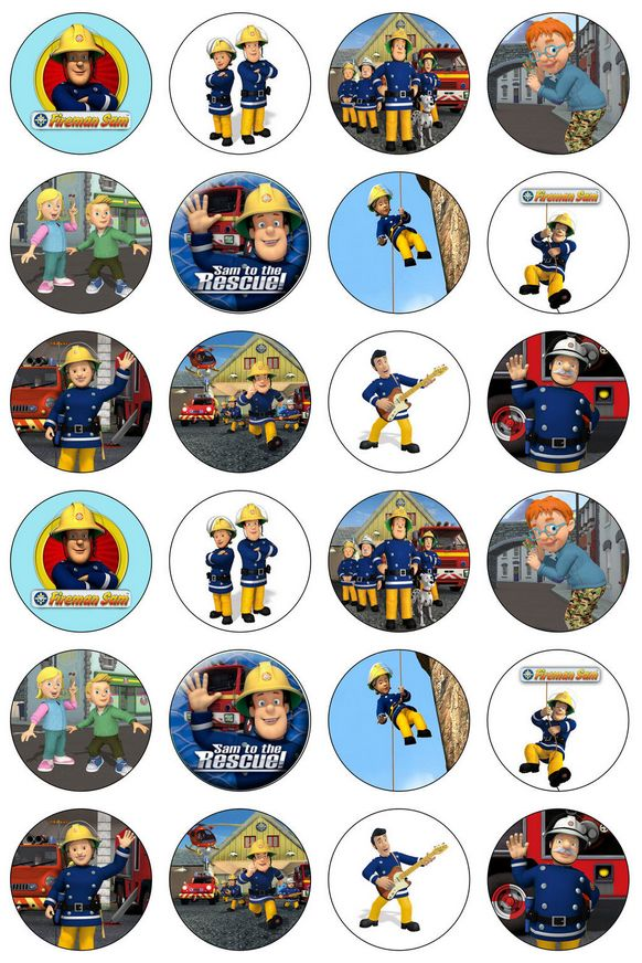 http://www.ebay.co.uk/itm/24-Precut-Fireman-Sam-Penny-Character-Edible-Wafer-Paper-Cupcake-Toppers-/301628150719?pt=LH_DefaultDomain_3&hash=item463a7053bf
