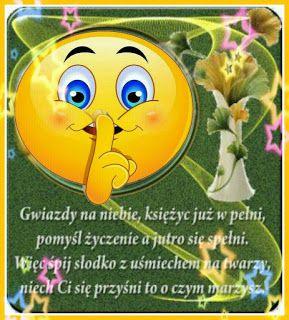 Obrazki Helenki Milego Wieczoru Good Night Sweet Dreams Good Night Emoji
