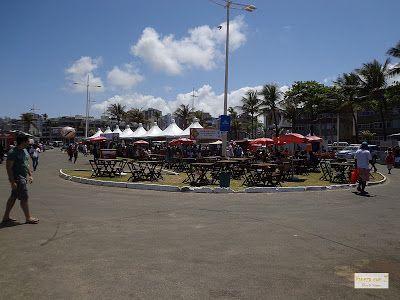 Festival food truck salvador 2015. Praça Wilson Lins, Pituba.