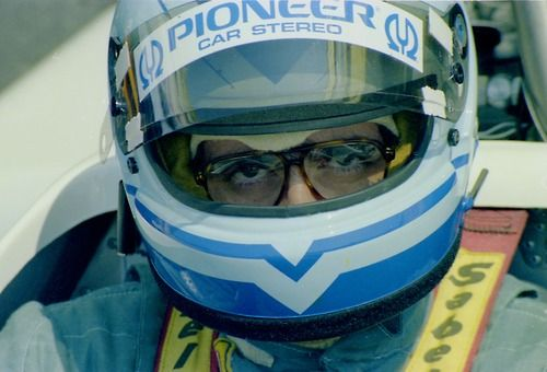 Riccardo Paletti 1982 Osella