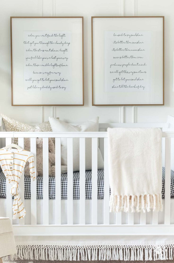 Perfect For Nursery Wall Art