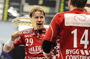 Mika Kohonen. Best floorball player in the world 2012.