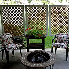 Superb How To Make An Easy Patio Privacy Screen {Step By Step Tutorial}