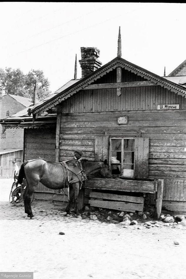 Zdjęcie numer 19 w galerii - Jak kiedyś wyglądał Białystok? Nowa porcja unikalnych zdjęć Antoniego Zdrodowskiego
