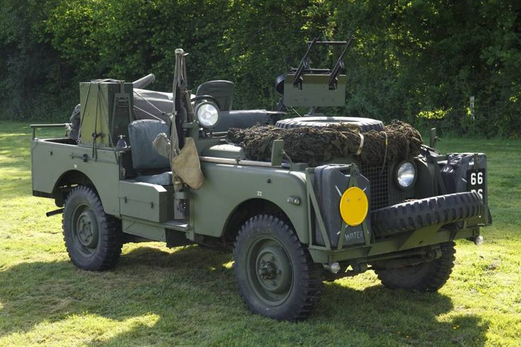 """1957 Series 1 88"""" SAS vehicle Chassis number: 111702993 Registration number: 929 XUR Engine type: 2.0 Petrol Gearbox type: 4 Speed Vehicle spec: This is one of only two genuine SAS specification Series 1 vehicles known to exist, having gone into service in March 1957. Ten of these vehicles were built including the Prototype in late 1954 which was on an 86"""" wheelbase while the other nine were on the 88"""" wheelbase."""