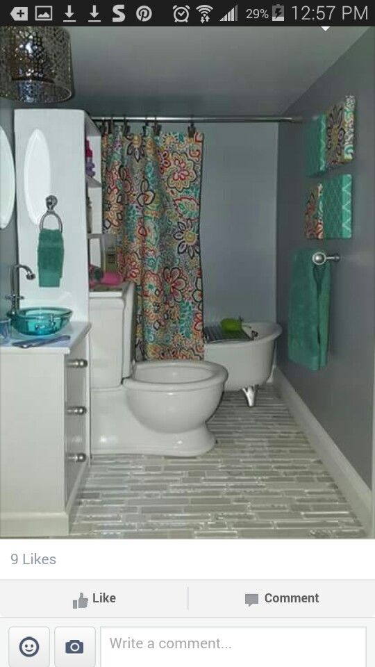 1000 images about doll houses and decorating ideas on for Bathroom rehab ideas