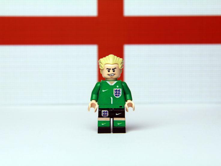 Joe Hart - Goal Keeper | World Cup England Lego Team ...