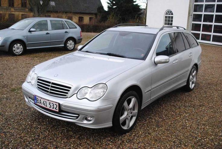 2006 Mercedes C320 3,0 CDi Avantgarde st.car aut.