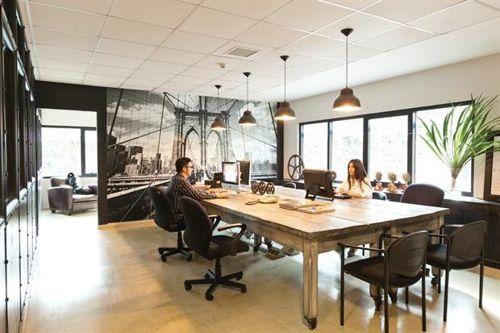 19 best images about decoraci n de oficina on pinterest for Como organizar una oficina