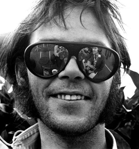 Neil Young  Gijsbert Hanekroot