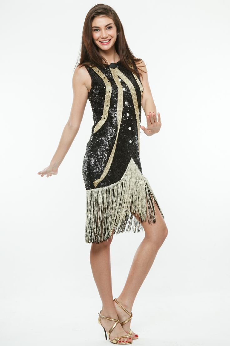 Get your own Gatsby dress from Nicole Enea. New Collection from Nicole Enea - fashion designer! Find your favorite dress on www.nicolenea.com