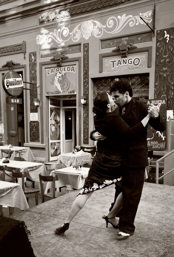 Tango by Curro - La Boca, Buenos Aires, Argentina -  Vázquez, via 500px