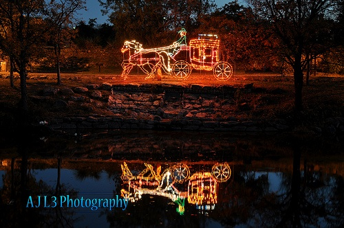 Christmas at the Concho River | Texas | Pinterest | San angelo ...