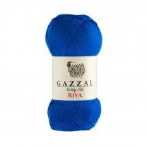Gazzal Riva Mavi El Örgü İpi - 165