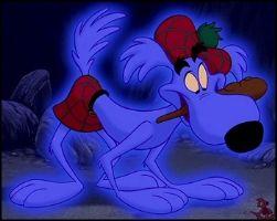 Genio Perro Escocés / Genie / Aladdin / 1992 / John Musker & Ron Clemens