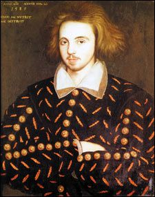 CHRISTOPHER MARLOWE (1564-1593), English dramatist, the father of English tragedy.