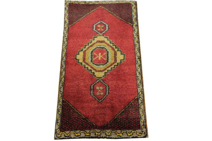 Doormats Turkish rugs handmade 3,3 x 1.8 Feet Oriental pattern bathmats Small size rugs Vintage Rug Handwoven rug natural dye wool rug HY-31 by stripepattern on Etsy