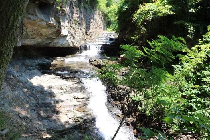 White Park Waterfall, A Hidden Gem in Morgantown, West Virginia - Crystal Carder