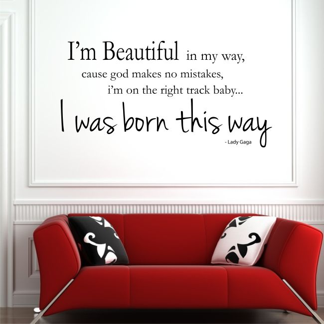 lady gaga born this way quotes - photo #21