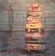 Frank Brunner - kunstner - maleri - grafikk