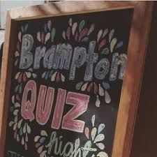 Brampton Quiz Night - held in winter - very popular in Stellenbosch