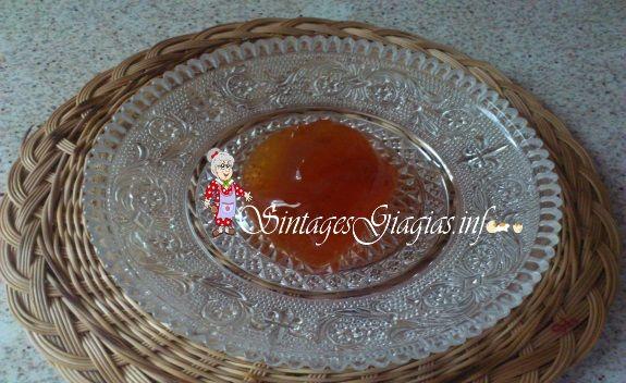 Γλυκό δαμάσκηνο (συνταγή από τη Σκόπελο) -Συνταγές της γιαγιάς