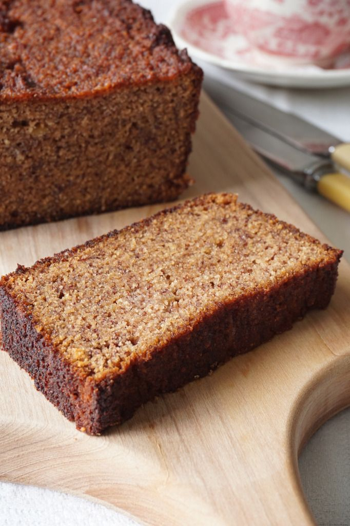 Banana Cinnamon Teacake – Healing Family Eats (AIP, low starch)