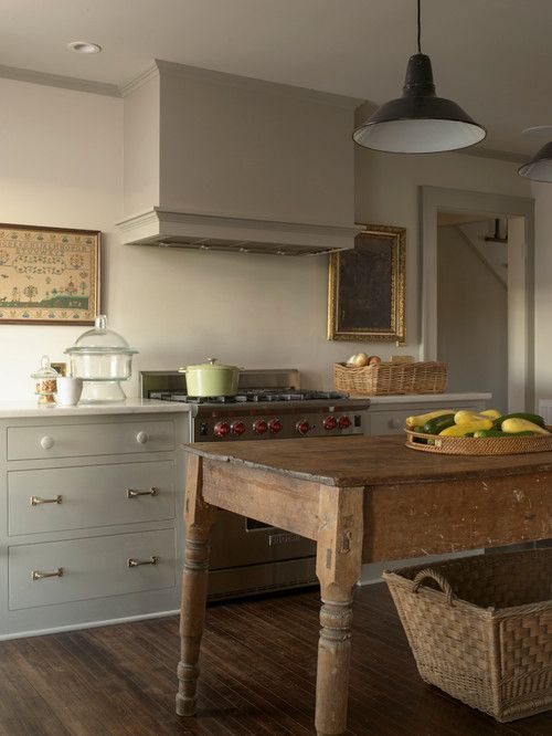 Finding the Perfect Kitchen Farm Table - Town & Country Living