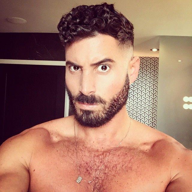 Pin By Macho Hairstyles On Trends: Cool 50 Elegant Men's Medium Hairstyles