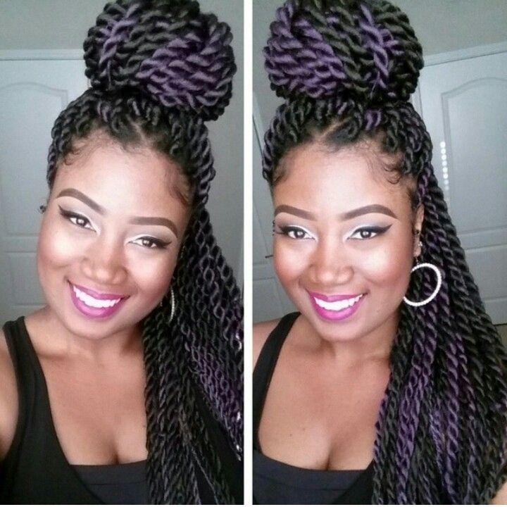 154 Best Havana Twist Images On Pinterest Natural Hair