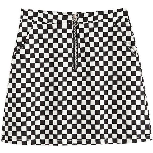 2017 BLACK FRIDAY-90s PLAID CHECKER MINI SKIRT ($20) ❤ liked on Polyvore featuring skirts, mini skirts, tartan miniskirts, short plaid skirt, tartan skirt and checkered skirt